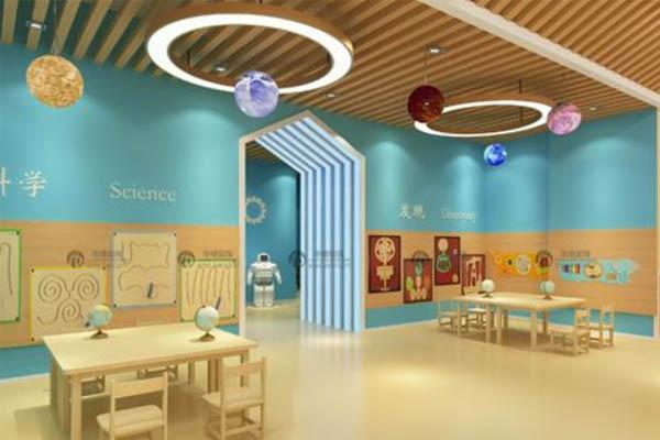 新疆幼儿园装修