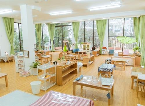 幼儿园设计要满足不同年龄孩子的需求